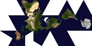 dymaxion-map